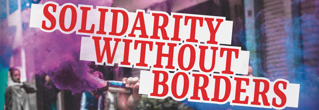 You can't evict a Movement – You can't evict Solidarity!